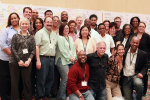 25 Community Network Builders from around the world met in Miami